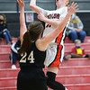 1-5-21<br /> Taylor vs Delphi girls basketball<br /> <br /> Kelly Lafferty Gerber | Kokomo Tribune