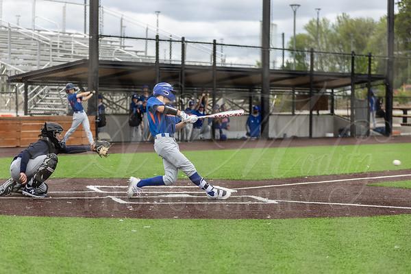 5/1/2021 - Ridgefield JV Baseball defeats Skyview 4-1.