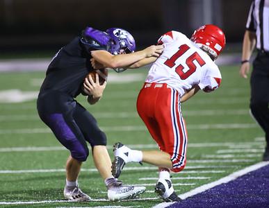 9-17-21   Northwestern vs Cass football  Kelly Lafferty Gerber | Kokomo Tribune