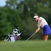 9-2-21<br /> Northwestern vs Eastern girls golf<br /> Northwestern 2 Jocelyn Smith<br /> Kelly Lafferty Gerber | Kokomo Tribune
