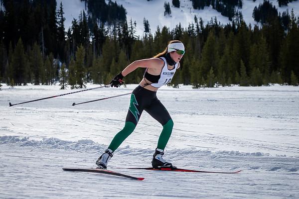 Summit High School Nordic Race #2