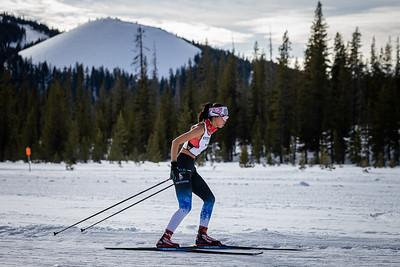 Summit High School Nordic Race #2