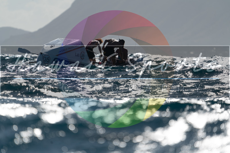 2021 Great Pacific Race - Lat35