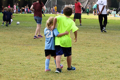 2017 9-16 Quinn's 1st Soccer Game