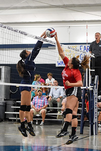 VB Bracken Christian vs Round Rock Christian 16Aug18