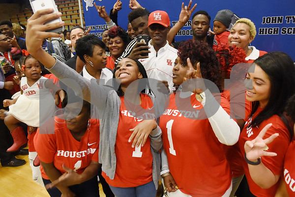 Houston Football Signing