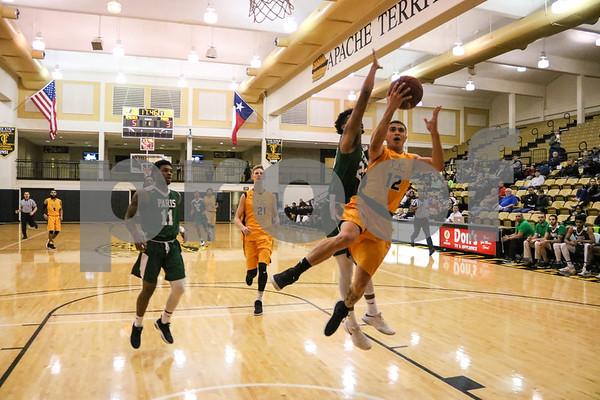 TJC Vs Paris Basketball
