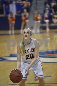 UT Tyler vs. U of Ozarks Womens Basketball