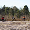 Record-Eagle/Keith King<br /> Riders compete Saturday, November 6, 2010 in the 21st annual Iceman Cometh Challenge bicycle race.