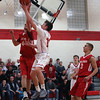 Fairview's Luke Howes drives and scores against Colin Myers of Firelands during the second quarter. Randy Meyers -- The Morning Journal