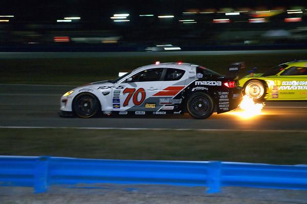 24 Hours of Daytona 2012