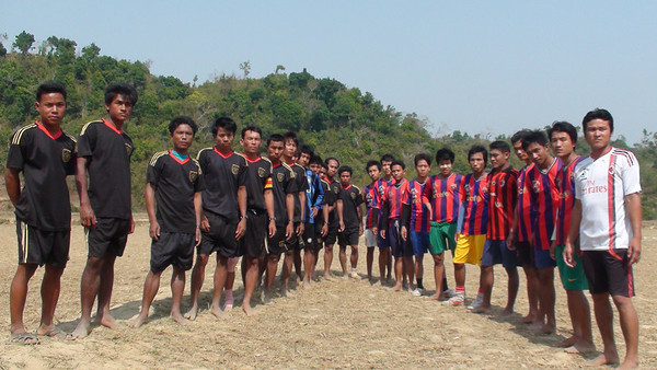 24 teams from 21 villages