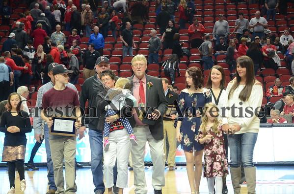 3-12 Randy Long Hall of Fame