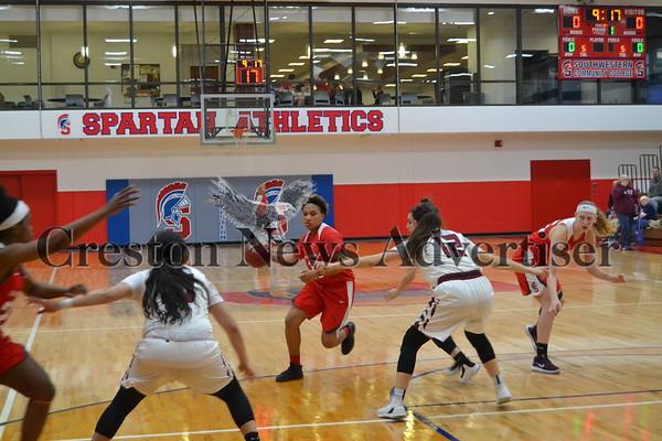 3-6 SWCC-Little Priest women's basketball