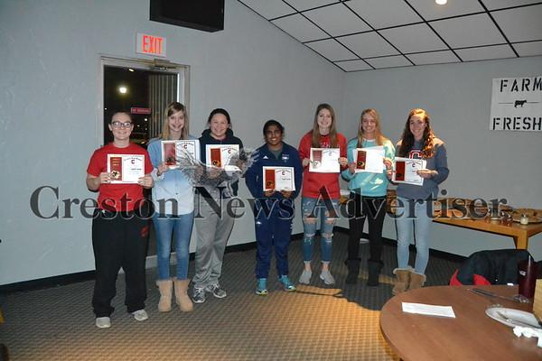 3-7 Creston girls basketball banquet