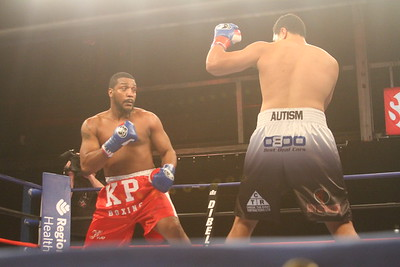 3-9-18 Boxing Junior Fa vs Craig Lewis