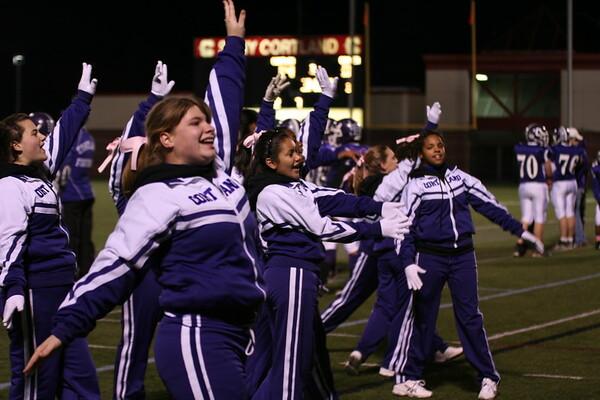 #3 Camden vs Cortland 10-22-2010 Playoff Game