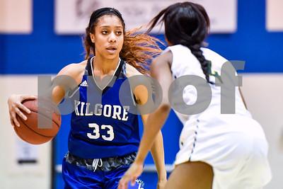 3/10/17 NJCAA Region XIV Basketball Kilgore vs San Jacinto by Chelsea Purgahn