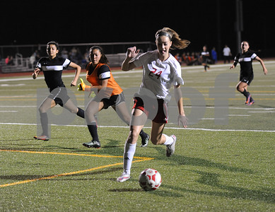 3/10/17 Robert E. Lee vs. John Tyler Girls Soccer by Sarah A. Miller