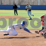 3/12/13 Lindale High School Baseball vs. Van High School by Sarah Miller