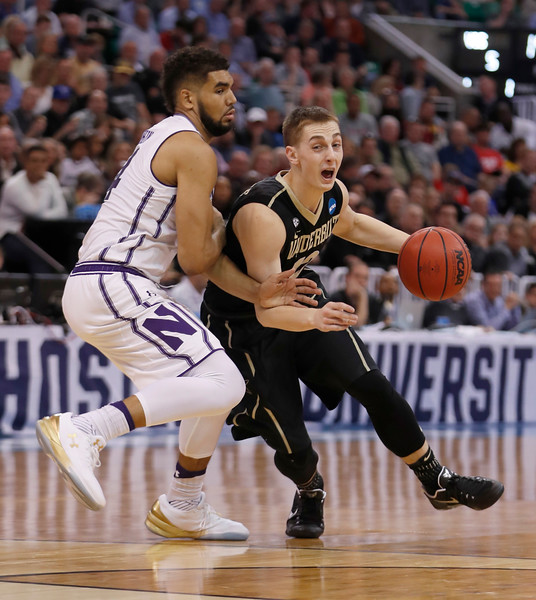NCAA Vanderbilt Northwestern Basketball