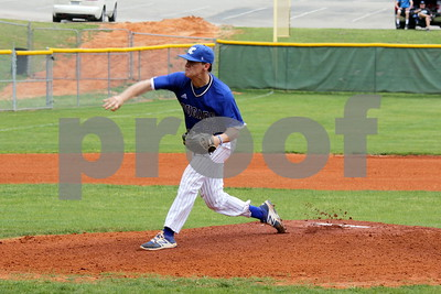 3/18/17 Grace Community School Varsity Baseball vs Dallas Christian School by Lisa Ingram