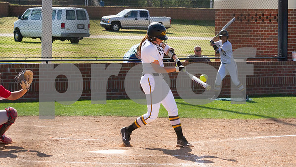third.  TJC went on to defeat Northeast Texas CC 10 to 1 in opening play of Region XIV play. Photo by John Murphy