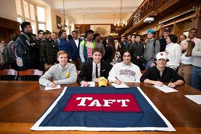 College Signing Ceremony
