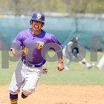 3/25/13 Texas College Baseball vs. Texas Wesleyan by Sarah Miller