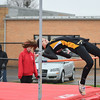 Black River's Romi Smith competes in the high jump. Eric Bonzar — The Morning Journal