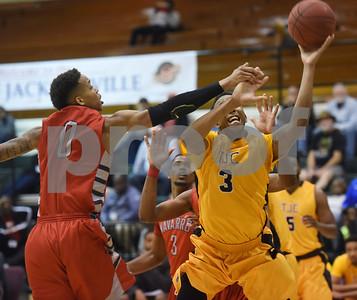 3/7/17 NJCAA Region XIV Basketball Tournament Tyler Junior College vs. Navarro by Sarah A. Miller