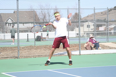4-10-18 Pierre boys tennis at Spearfish
