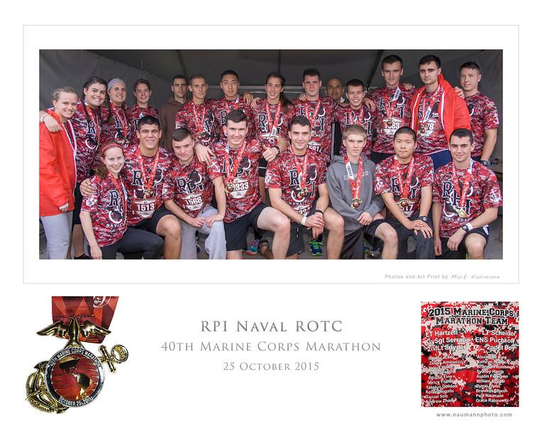 RPI MCM Team Art Print