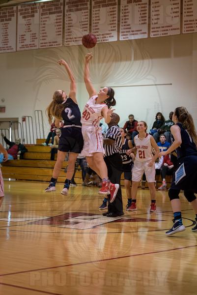 42nd Annual Visitation Academy Christmas Basketball Tournament #1