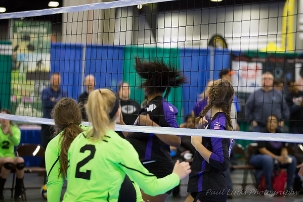 41 South Volleyball