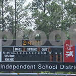 4/15/13 Tyler Junior College Baseball vs Bossier Parish Community College by James Bauer