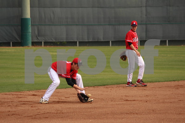 Mike Carter Field - April 16, 2013