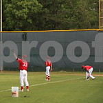 4/16/13 Robert E. Lee High School Baseball vs Mesquite High School by James Bauer