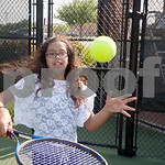 4/17/13 Tyler Junior College's Tyler First Aces Tennis Program by Sarah Miller
