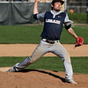 Lorain's Ray Rodriguez delivers a pitch in relief against Westlake. Randy Meyers -- The Morning Journal