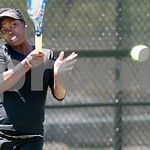 4/19/13 Tyler Junior College Tennis vs. Jacksonville College by Sarah Miller
