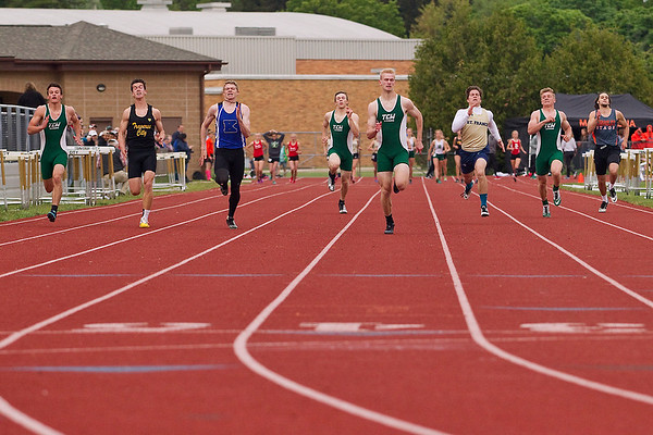 HONOR ROLL TRACK MEET