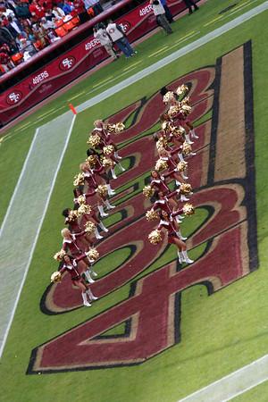 49ers vs. the Cardinals