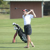Silver Creek High School's Dylan Wonnacott<br /> Niwot High School's Samuel Toillion<br /> Windsor High School's Josh Nelson<br /> 4A Northern Regionals at the Indian Peaks Golf Course on Wednesday September 19, 2012. <br /> Photo by Paul Aiken