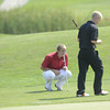 4A Northern Regionals at the Indian Peaks Golf Course on Wednesday September 19, 2012. <br /> Photo by Paul Aiken