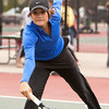 Broomfield 3 Singles:<br /> Maddie Subryduring the 4A State Tennis Girls Championships at Pueblo City Park on Friday May 11, 2012<br /> All photos by Steve Bigley / For the Camera