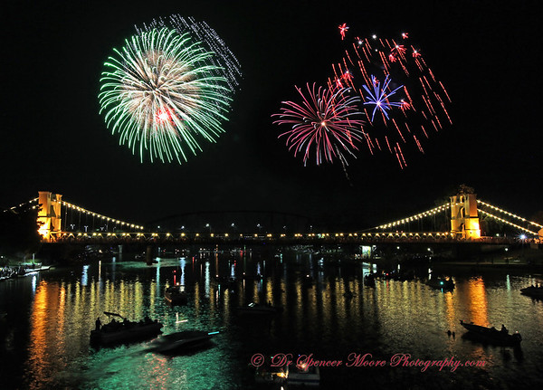 4th Of July Waco Fireworks 2012