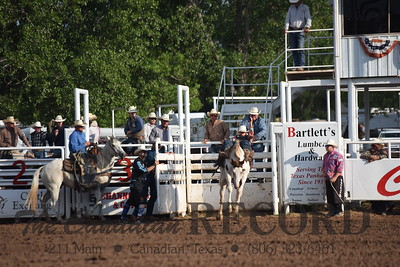 4th of July Rodeo (Friday) - 2017