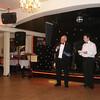 John Ellery, Club Captain 1958 with Tom Brown, Club Captain 2008