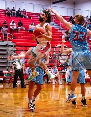 5.11.21 Basketball Mark Morris @ Fort